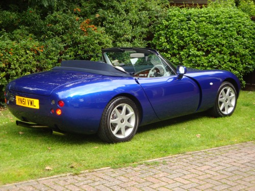 tvr griffith 500 lhd tvr griffith 500 photos reviews news specs buy car consignatie oldtimer. Black Bedroom Furniture Sets. Home Design Ideas